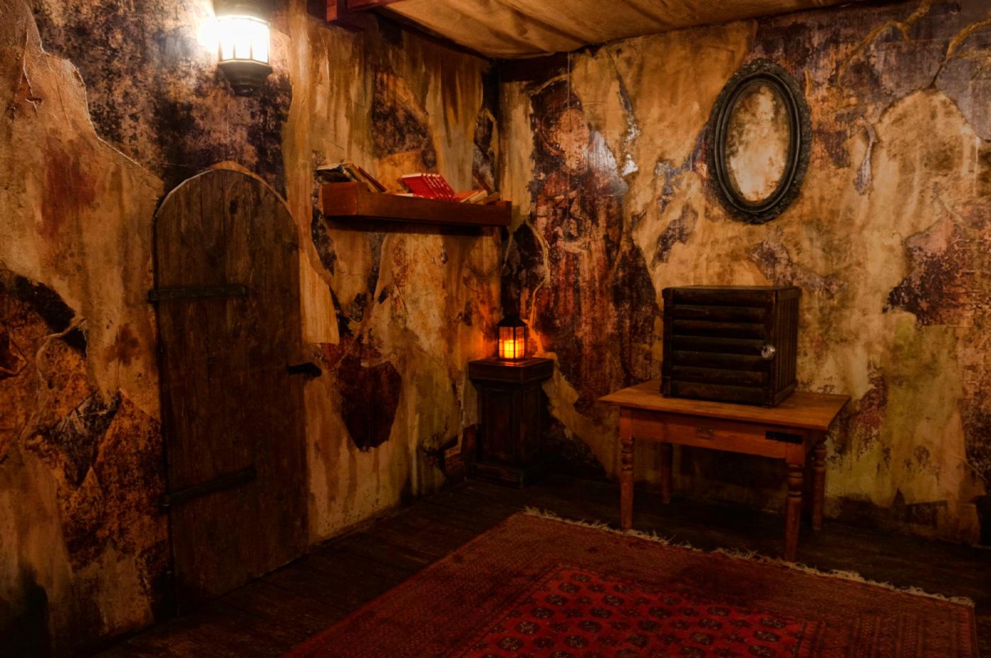 Escape Room Das Geheimnis der toten Mönche