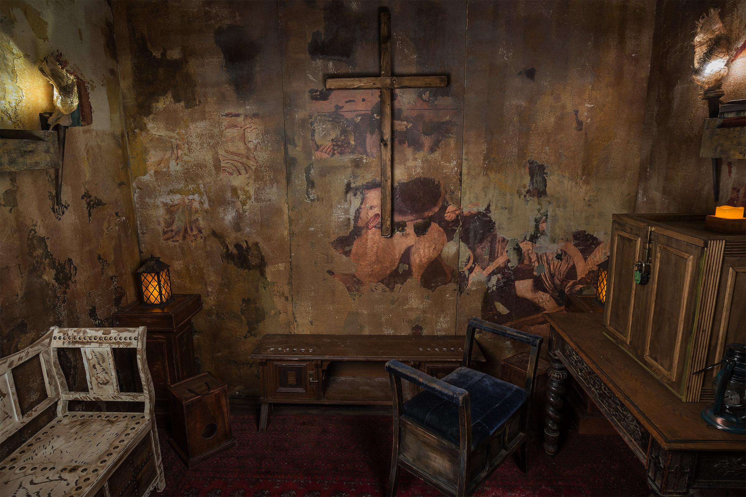 Live Escape Room Das Geheimnis der Mönche