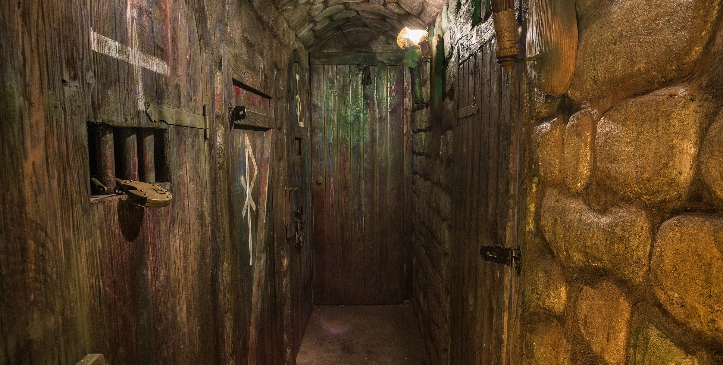 Escape Room Henker Kerker