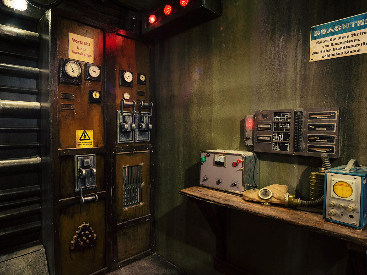 Escape Room Operation Bunker