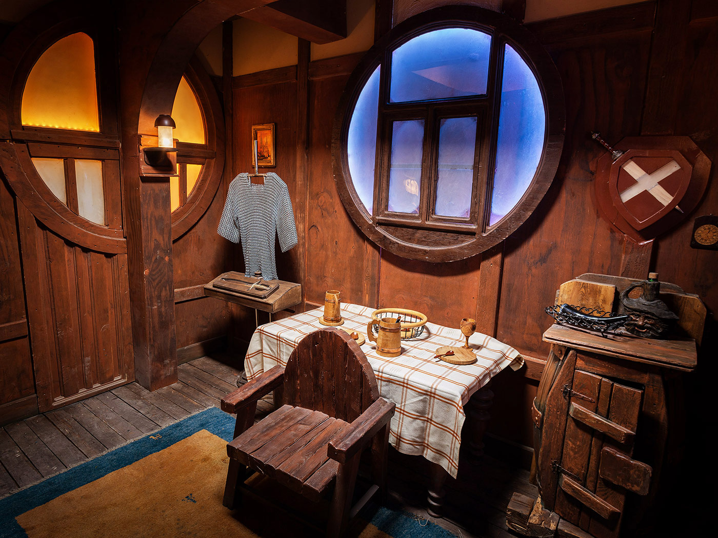 Escape Room Die Abenteuer des Halblings