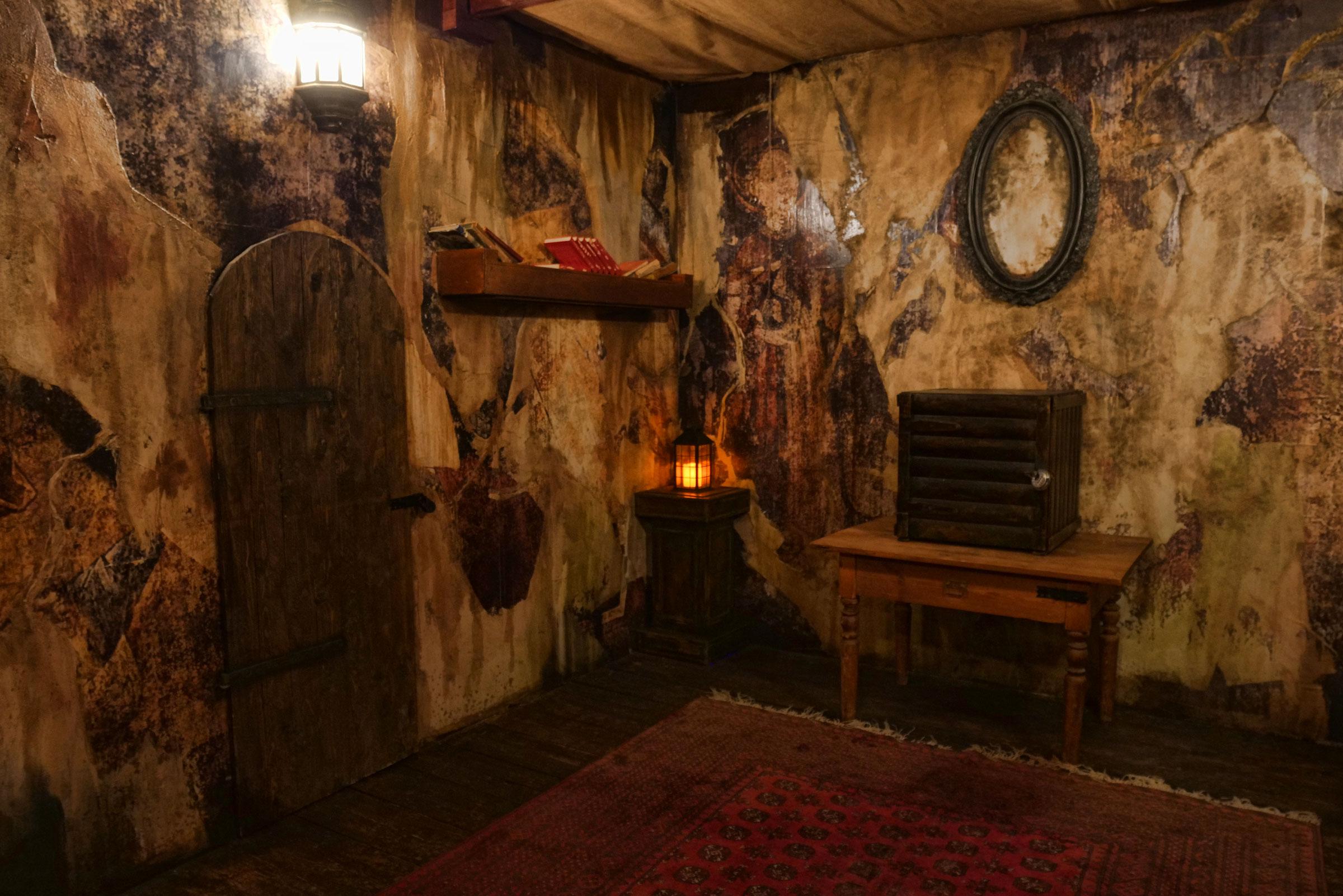 Das Geheimnis der Mönche Escape Room